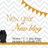 Ring in 2014 with 14% off blog design!