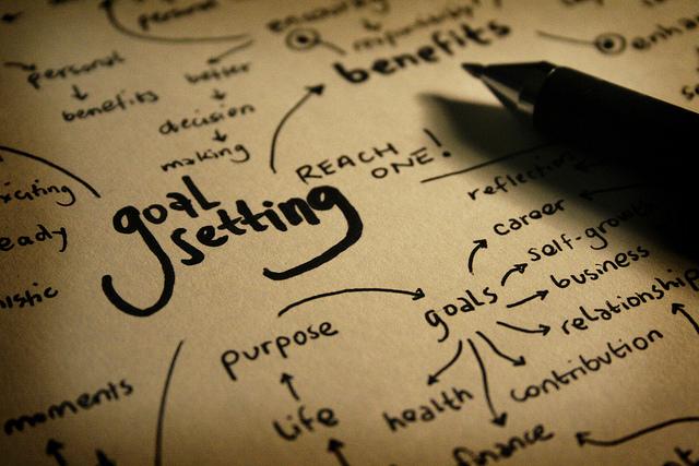 goal setting purpose life benefits