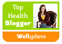 Wellsphere Top Health Blogger