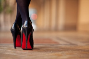 {PilotingPaperAirplanes.com} What  makes me powerful, sexy heels