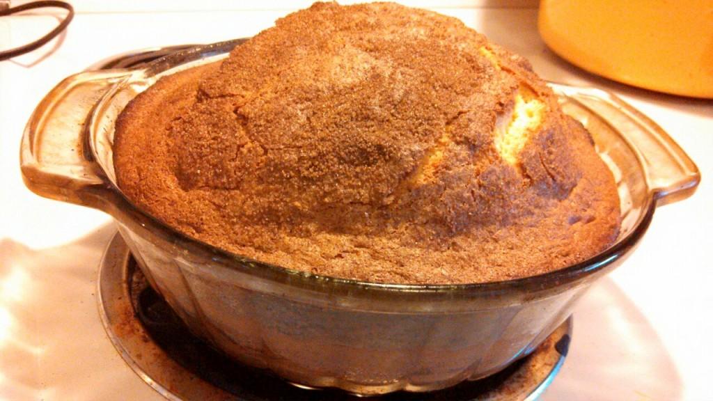 Great-grandma's Coffee Cake {PilotingPaperAirplanes.com}