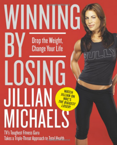 Jillian Michaels Winning by Losing {PilotingPaperAirplanes.com}