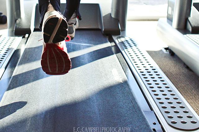 {Piloting Paper Airplanes} treadmill boredom