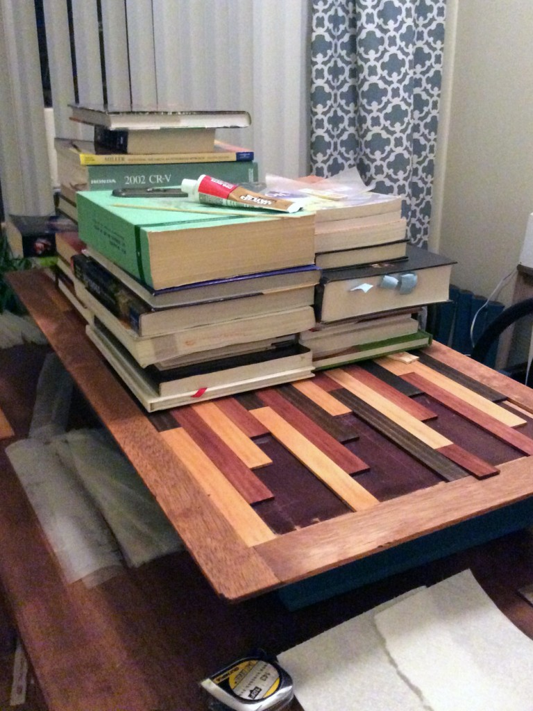 {Piloting Paper Airplanes} Coffee table diy, furniture renovation