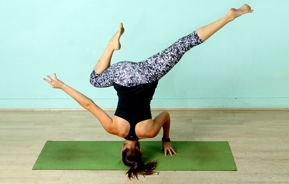 {PilotingPaperAirplanes.com} headstand, handstand, inversion, yoga