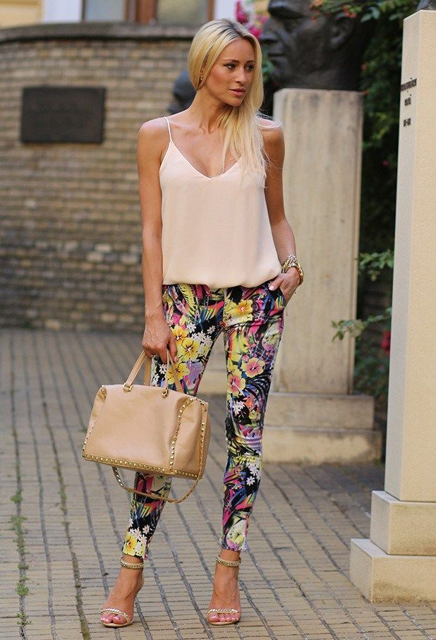 Favorite Spring Fashion Trends - Floral