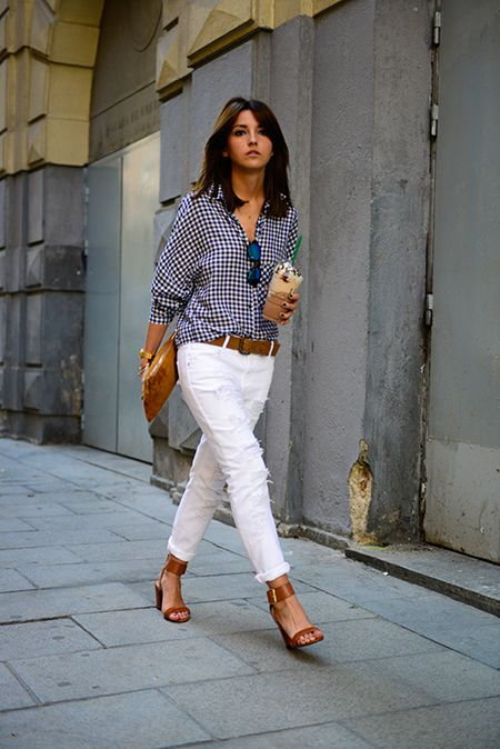 Favorite Spring Fashion Trends - Gingham